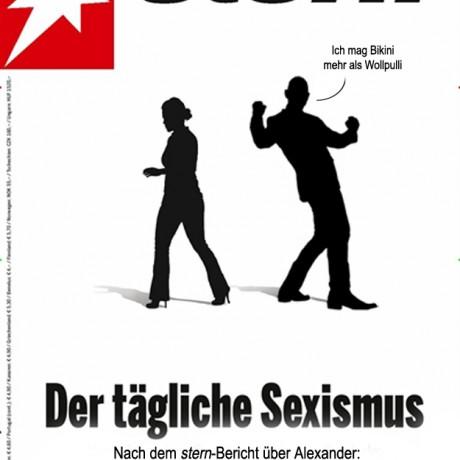 Sexismus ist kein Verbrechen